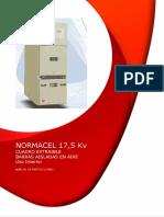 Manual Normacel 17,5 Kv