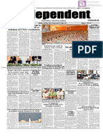 Daily Independent Islamabad - 24-05-2019