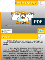 Propriedade Da Matéria-1