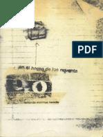 _1999, Martínez Heredia, Fernando, En El Horno de Los Noventa, Ediciones Barbarroja, Buenos Aires