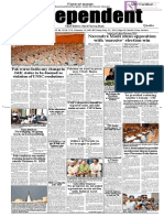 Daily Independnet Quetta - 24 May 2019