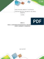 Politica Agraria Respuestas Anexo 1 Tarea 4-Argumentar Respuestas a Interrogantes Del Ámbito Agrario y Ambiental