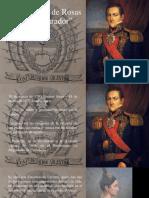 Unidad 5 Juan Manuel de Rosas - Daniel Montoya