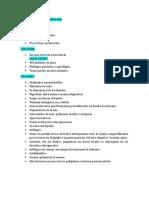 Class Notes- Invertebrados