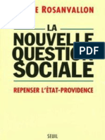 La Nouvelle Question Sociale - - Rosanvallon, Pierre