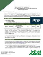 2019-2 Edital Medicina Uninovafapi