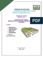 Proyecto de Diseño de Acero