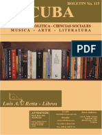 Catalogo Libros Cuba