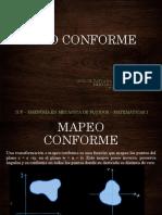 Mapeo Conforme  PRESENTACIÓN.