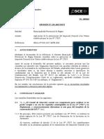 122-17 - MUN PROV BAGUA - Aplicación de La Exoneración Del IGV Establecida Por La Ley 27037 (T.D. 10850683)