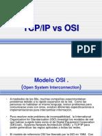 TCP vs OSI
