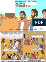 VÍDEO HOJITA EVANGELIO NIÑOS DOMINGO VI PASCUA C 19 SERIE