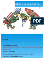 Guerra Fria Latinoamerica