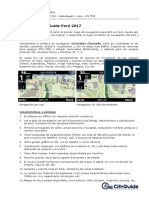 Guiacalles CityGuide Brochure 2017