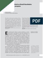 MISSE, M.. O Inquérito Policial No Brasil Resultados Gerais de Uma Pesquisa. Dilemas Revista de Estudos de Conflito e Controle Social, V. 3, p. 35-50, 2010