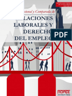 Relaciones Laborales y Derecho Del Empleo