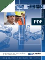 Plan de Montaje Multidireccional Ringscaff
