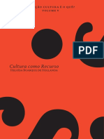 [Coleção cultura é o quê_ 5] Heloisa Buarque de Hollanda - Cultura como recurso (2012, Secretaria de Cultura do Estado da Bahia, Fundação Pedro Calmon).pdf