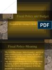 Fiscal Ppt