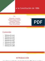 Reformas constitución 1886-1 final