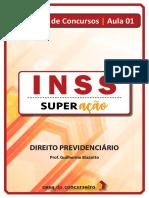 Superacao Inss Aula 01 Questoes Seguridade Social Guilherme Biazotto (1)