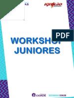 trabalho com juniores