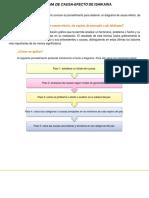 Guia de Diagrama de Causa-efecto
