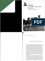 Morris Jan - Trieste o El Sentido de Ninguna Parte (Pag 13 a 20 y 131 a 154)