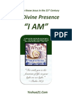 The Divine Presence I AM