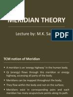 Meridian Theory