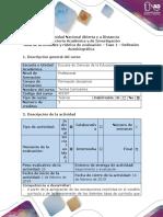 Guía de Actividades y Rúbrica de Evaluación - Fase 1 - Reflexión Autobiográfica (2)