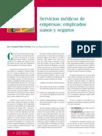 Servicios Medicos de Empresas