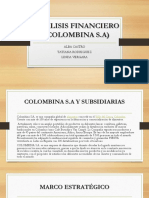 Analisis Financiero Colombina