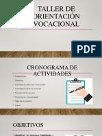 Orientación Vocacional para undecimo.pptx