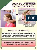 42. Tiroideos y Antitiroideos 2017 Farma