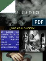 El Suicidio y Sus Sintomas