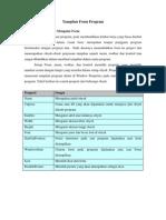 Membuat Tampilan Form Program Modul 9