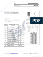 2SD2689-datashell