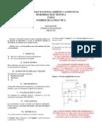 Formato Informe IEEE