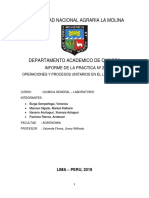 Informe de laboratorio 2 UNALM