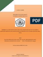 Pedoman Penilaian Dan Pemanfaatan Tanaman Obat Keluarga (
