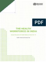 Health Workforce India