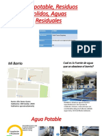 Agua potable, Residuos Solidos, Aguas Residuales.pptx