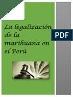 legalización de la marihuana en el perú