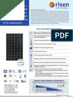 Risen ProductDatasheet Perc RSM60!6!295M-315M-5BB IEC1500Vdc-English[6580]