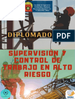 Supervisión y Control de Trabajo en Alto Riesgo