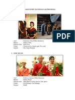Keragaman Suku Dan Budaya Di Indonesia