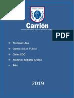 Caratula Alcides Carrion