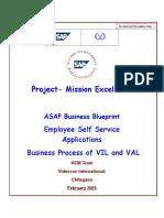 Business Blueprint ESS