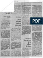 Edgard Romero Nava - Posiciones Principistas No Resolveran La Deuda - El Informador 18.09.1989
